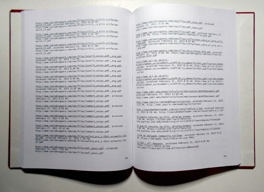 08_Bibliography of Virtual Consciousness 2013_ Detail.jpg