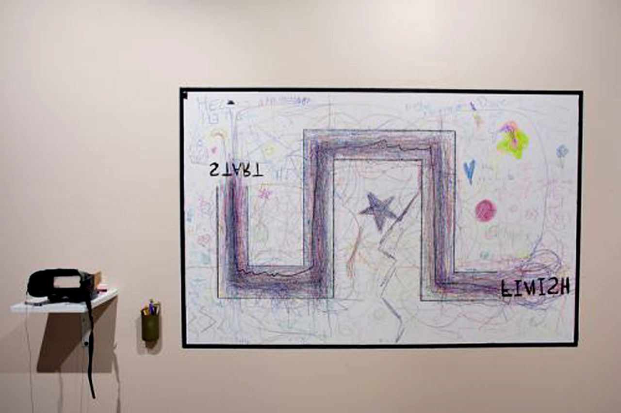 18 _ George M Stratton and Crayon Maze _ Installation.jpg