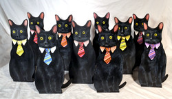 business cats