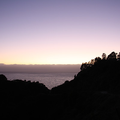 Big Sur and Monterey