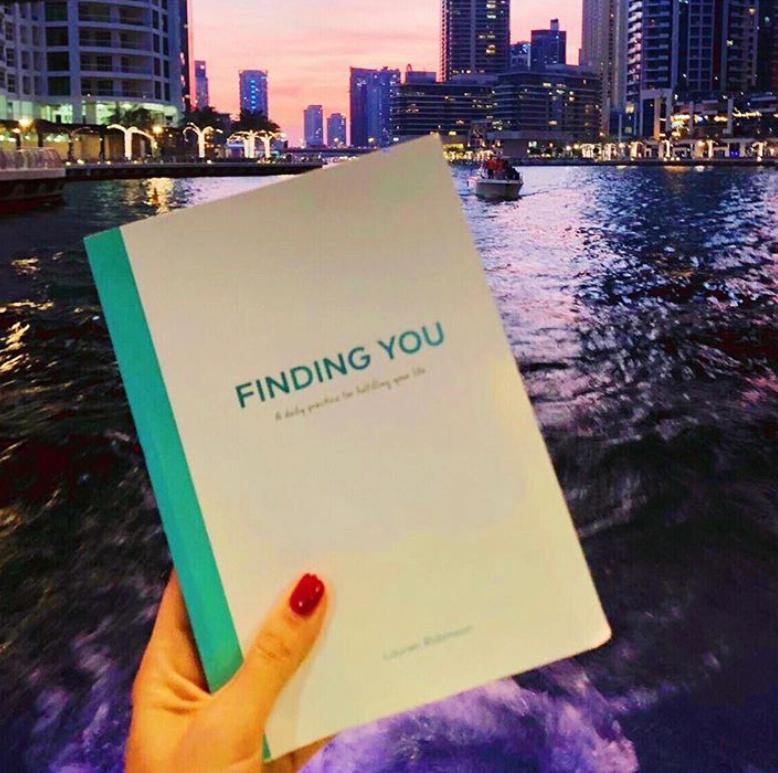 Finding You in Dubai