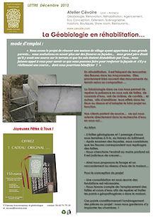 Géobiologie Lyon Expertise