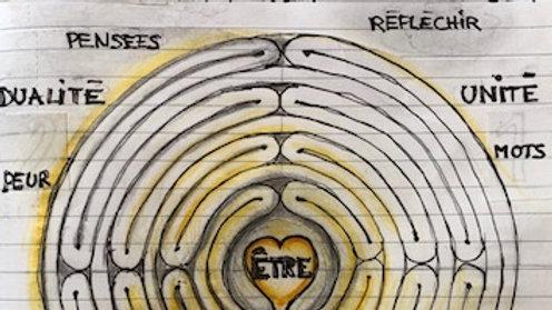 Cours - Faire la Paix avec l'Ego pour aller vers l'Être - fichier PDF