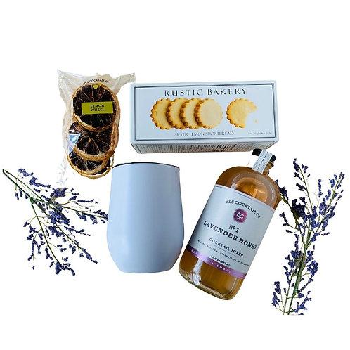 Lavender Honey Twist
