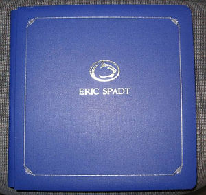 Penn State Logo with Hotstamped Custom S