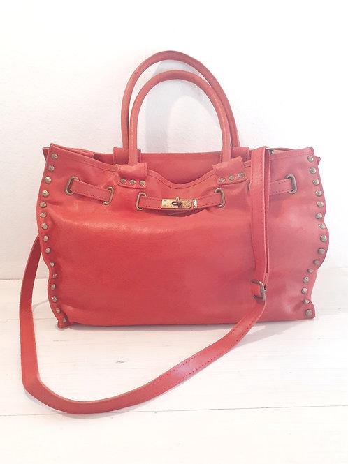 vintage H red
