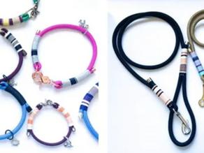 La fabrique de Juanita : colliers & laisses uniques