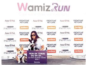 Wamiz Run 2019, la cani-marche ensoleillée