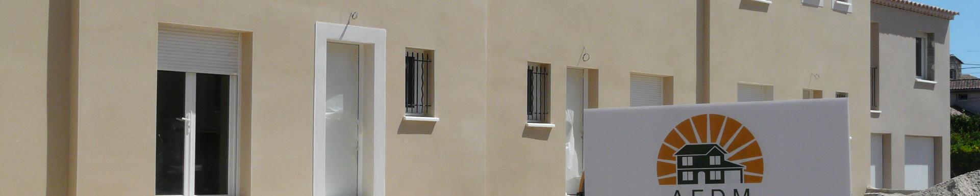 Ravalement de façade Bouches-du-Rhône A.F.D.M