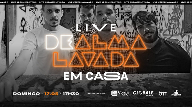 LIVE - Almada Lavada