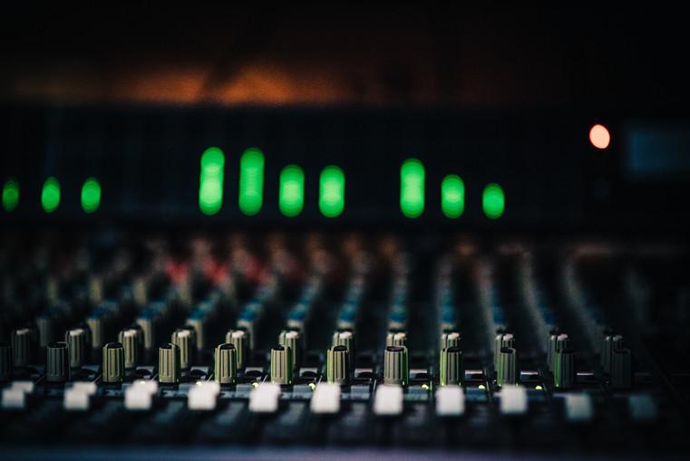 Console Mixagem