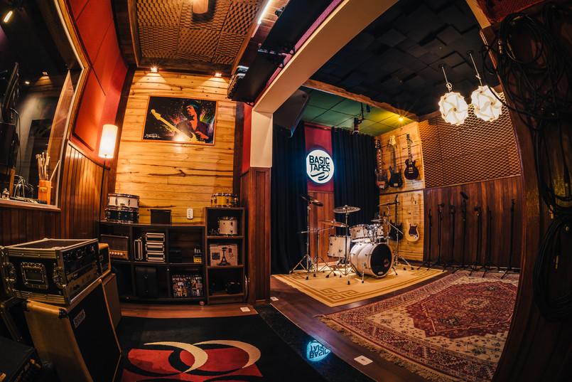 Sala de gravação