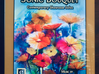 Sonic Bouquet officially released!
