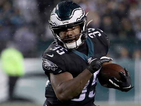 NFL Starts/Sits: Week 8