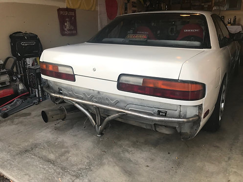 Nissan 240SX S13 - Coupe / Vert - Rear Bash Bar