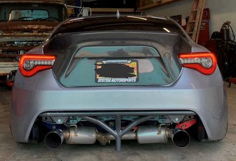Scion FR-S / Subaru BRZ - Standard Rear Bash Bar
