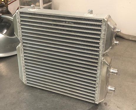 Universal Dual Cooler - Dual Pass - Oil/Power Steering Cooler