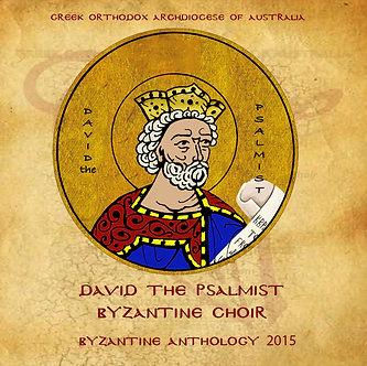 Byzantine Anthology [Audio CD]