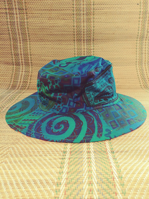 Reversible Hats - Patchwork