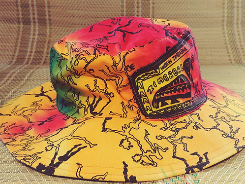 Reversible Hats - African Jive