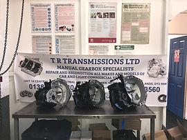 re-con gearbxes