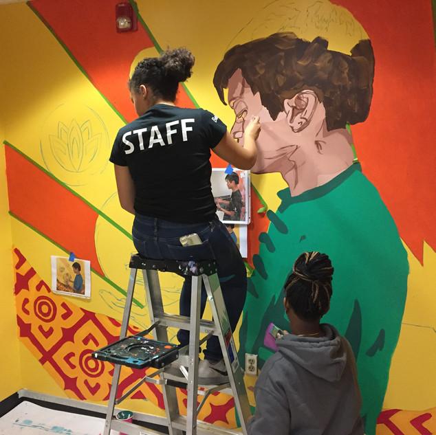 Roc paint in progress.JPG
