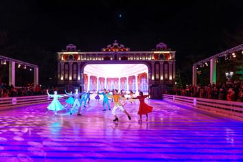 В ледовых шоу фестиваля «Путешествие в Рождество» участвуют звезды фигурного катания