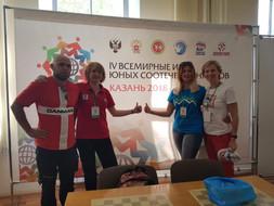 Балканские русские - руководители групп