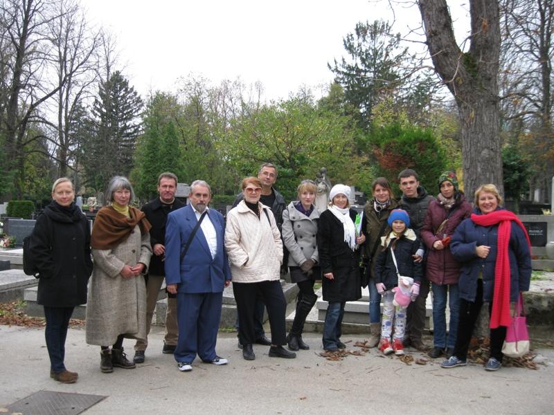 Кладбище Мирогой