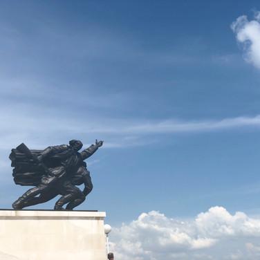 Мемориал в Батине