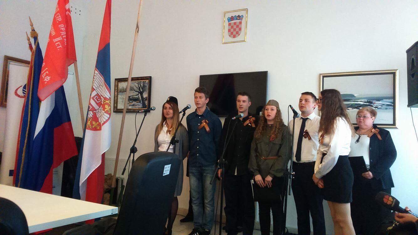 АМРОС читает Реквием Рождественского