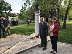 Елена Пиличива-Чорко с послом России