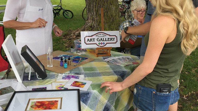 Boyne Arts in the Park