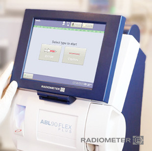 Upgrading the blood gas analyser ABL90. Client: Radiometer