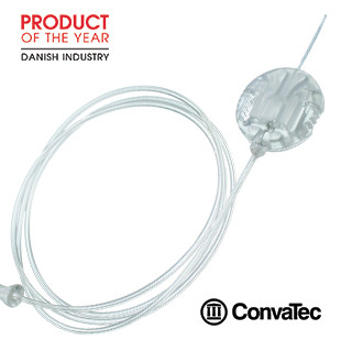 Product of the year. Worlds first infusion set with soft cannula and on-site disconnection. Introduced 1994. Client: ConvaTec