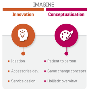 Imagine: Innovation and Conceptualisation