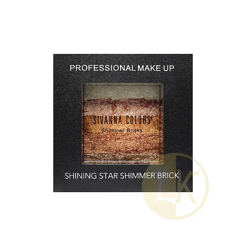 Sivanna Color Shining Star Shimmer Brick