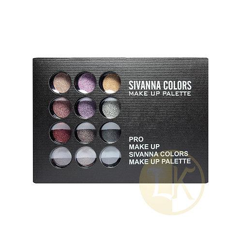 Sivanna Color Pro MakeUp Palette (DK-212)
