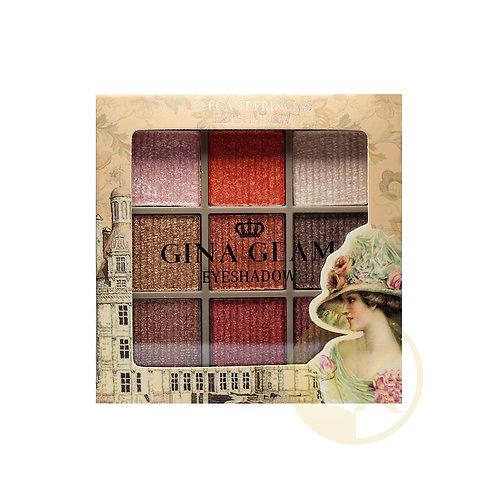 Gina Glam Elegant Princess Eyeshadow