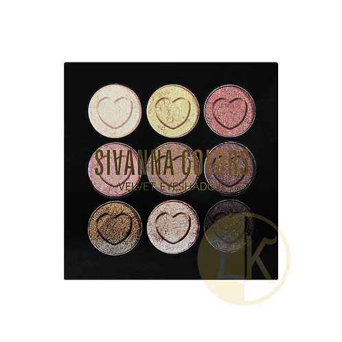 Sivanna Color Velvet Eyeshadow