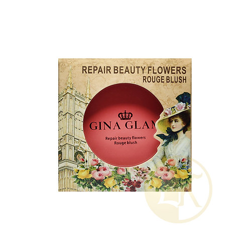 Gina Glam Repair Beauty Flowers Rouge Blush
