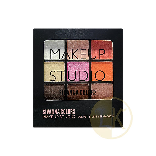 Sivanna Color Velvet Silk Eyeshadow