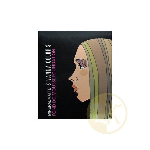 Sivanna Color Mineral Mousse foundation