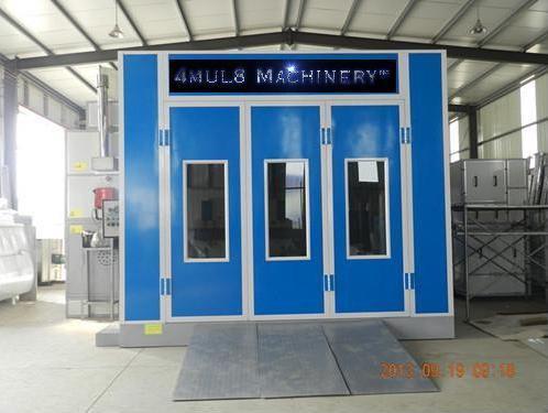 Car Spray Booth - 4M600 - 17.5 KW