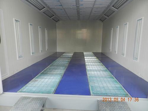 Car Spray Booth - 4M200 - 10 KW