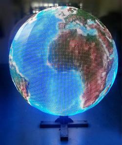 LED Ball 4
