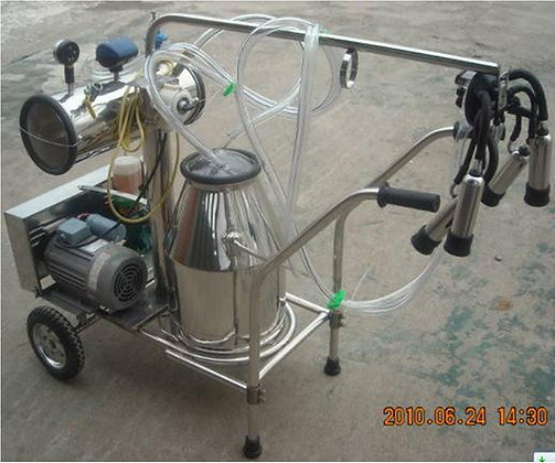 Electric Vacuum Pump Milking Machine