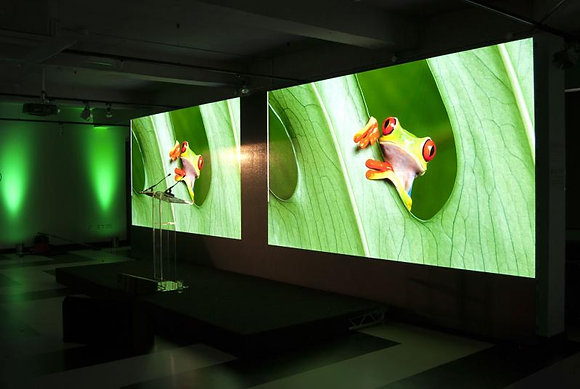 P4.81mm LED Video Panels - 2.5 x 1.5M