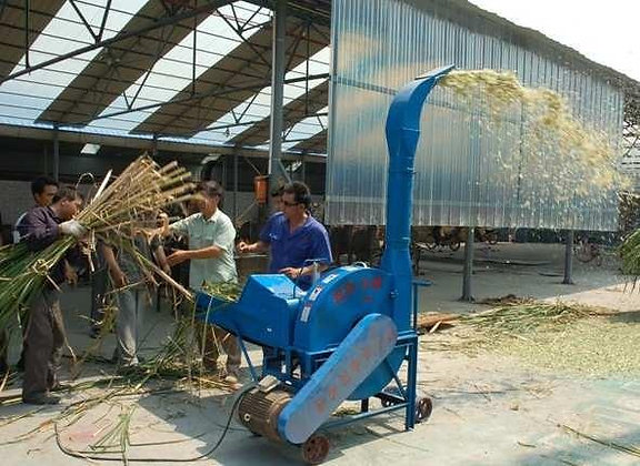 Chaff / Silage Cutter - 4 Ton/Hour