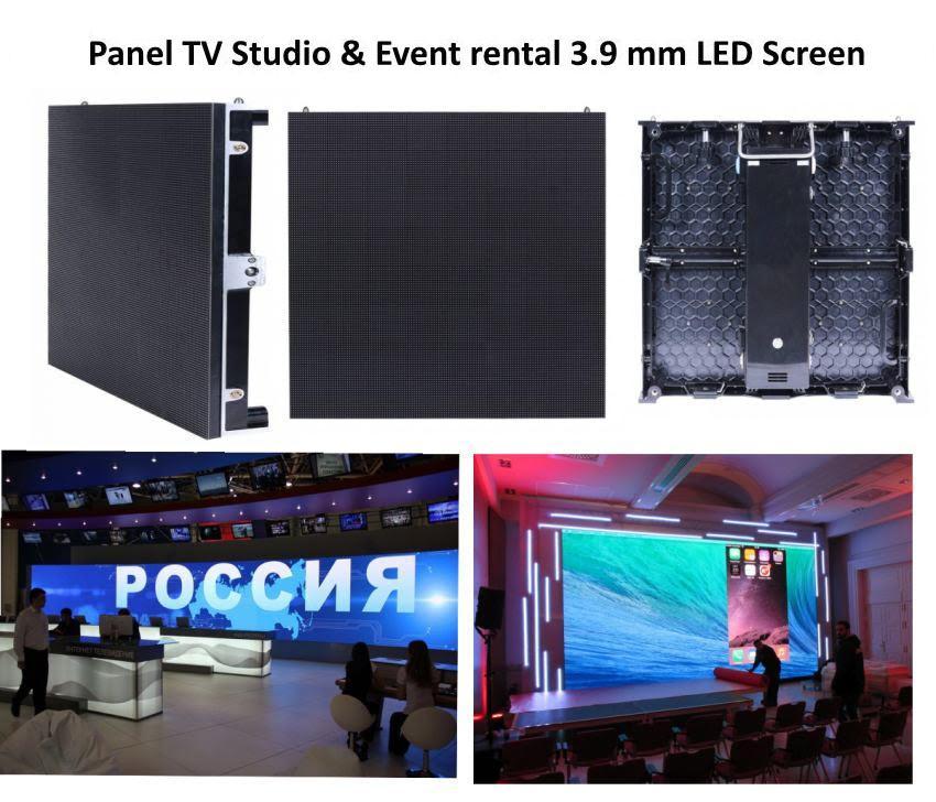 3.9mm LED Panel